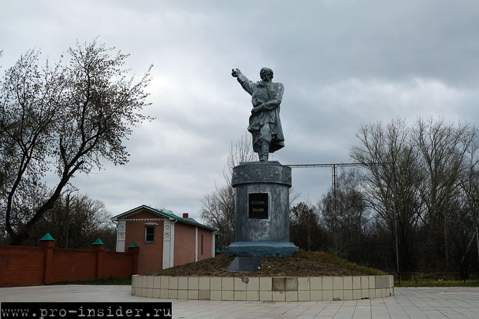 Памятник Минину. Балахна