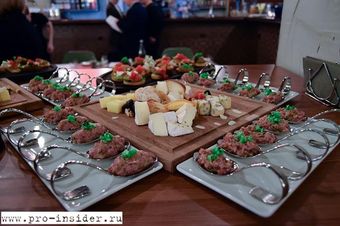 Финал конкурса Roullet Chef Challenge Moscow 2019 в баре «Barrister»