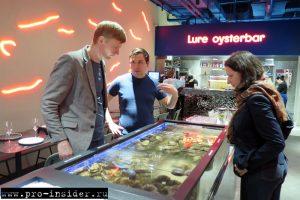 Интервью с чемпионом мира по открыванию устриц с Анти Лепиком