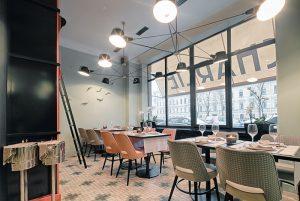 Гастрономическое кафе Charlie