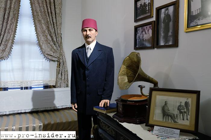Турция. Музей Ататюрка
