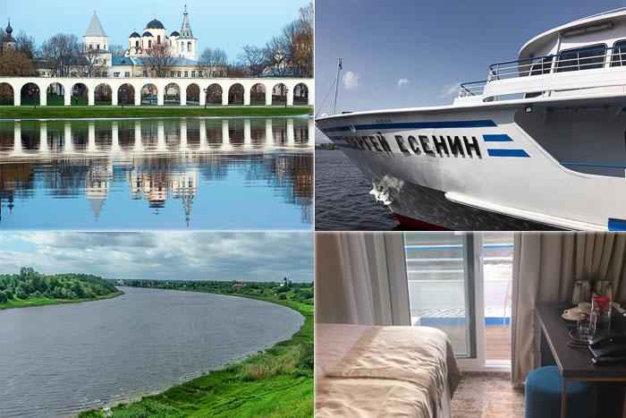 Круиз до Великого Новгорода / «Мостурфлот»