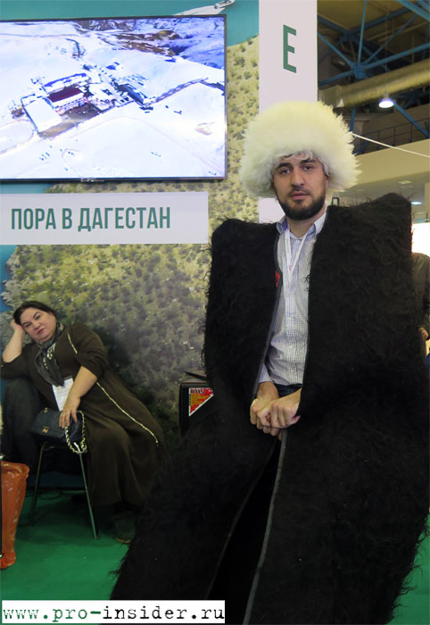 Нариман Балахмедов. Зачем ехать в Дагестан