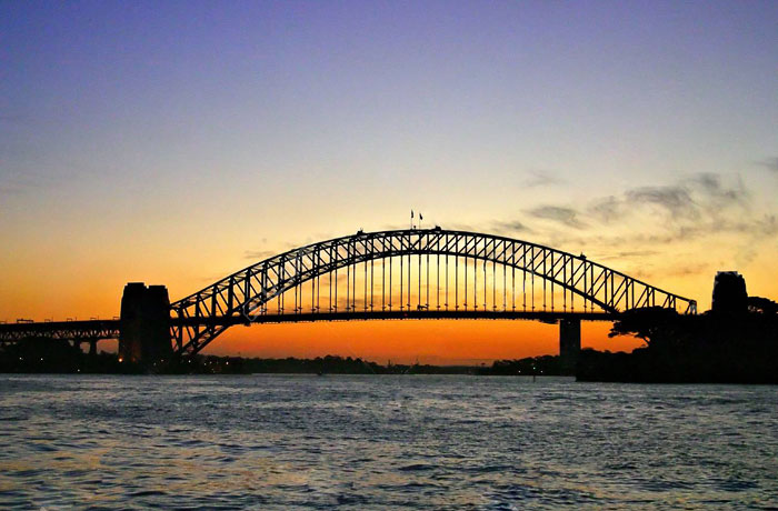 Харбор-Бридж / Сидней / Австралия