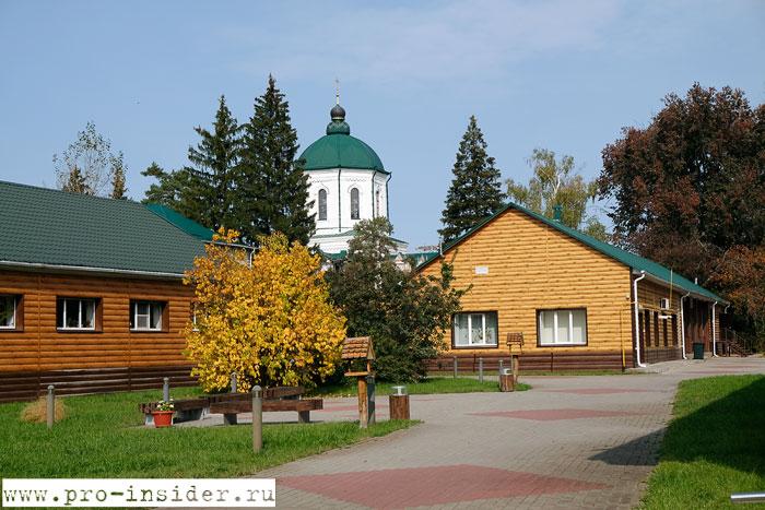 Воронежский природный биосферный заповедник
