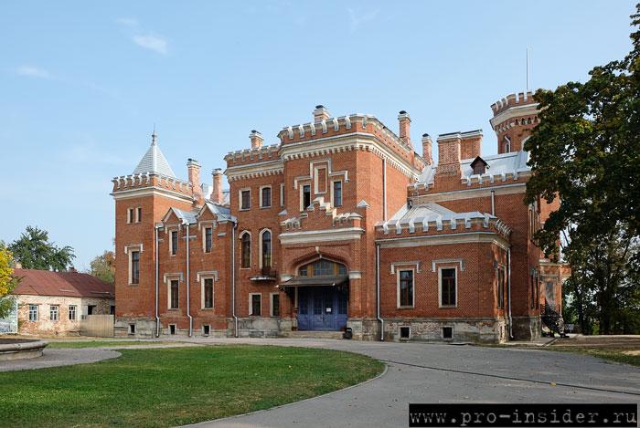 Рамонь. Воронежская область