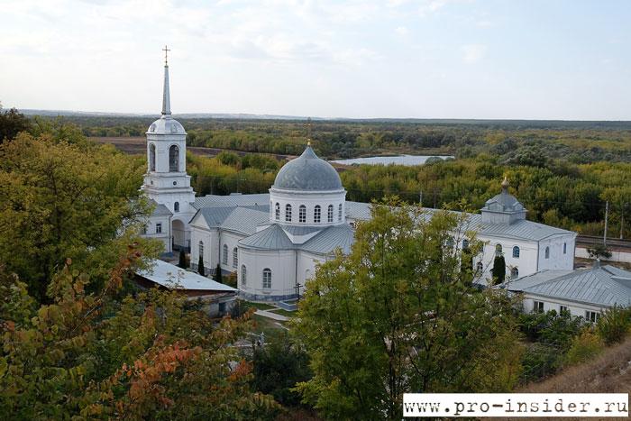 Дивнорорье. Воронежская область