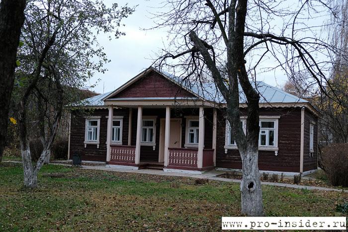 Рязань. Музей Павлова