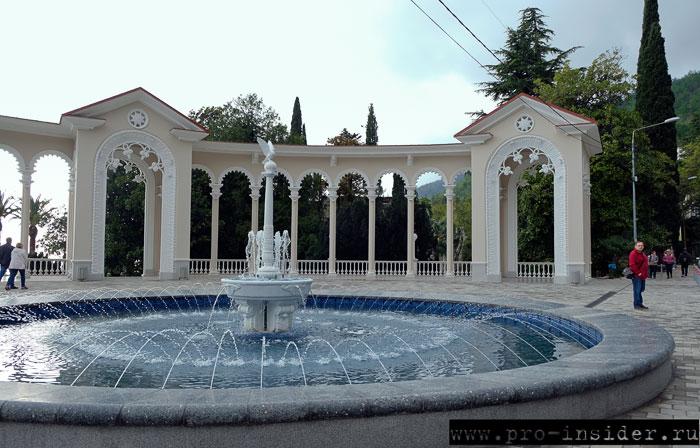 Гагра. Абхазия