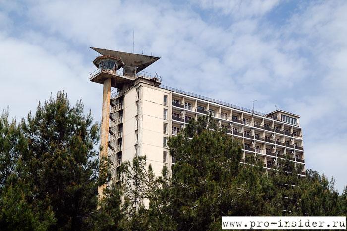 Пицунда. Абхазия