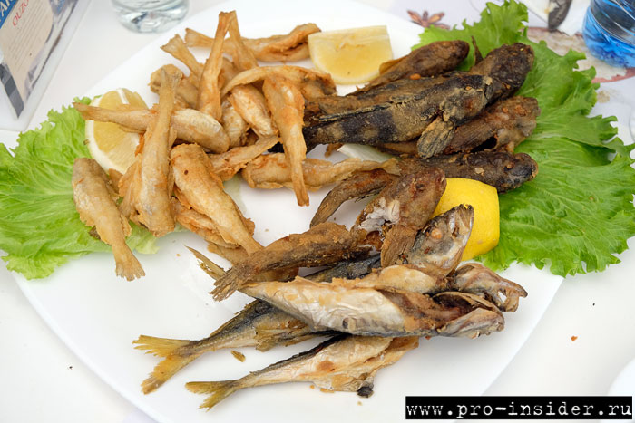 Болгария рыба