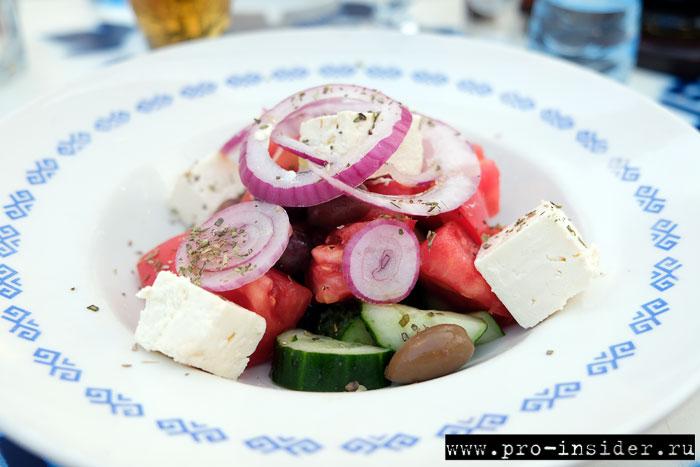 Болгария шопский салатт